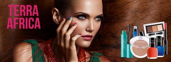Летняя коллекция макияжа Misslyn Terra Africa Summer 2013 Collection