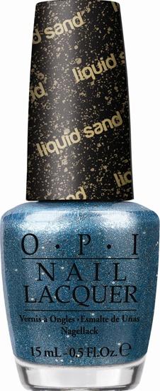 лак для ногтей OPI Bond Girls Tiffany Case (насыщенный голубой)  Summer 2013