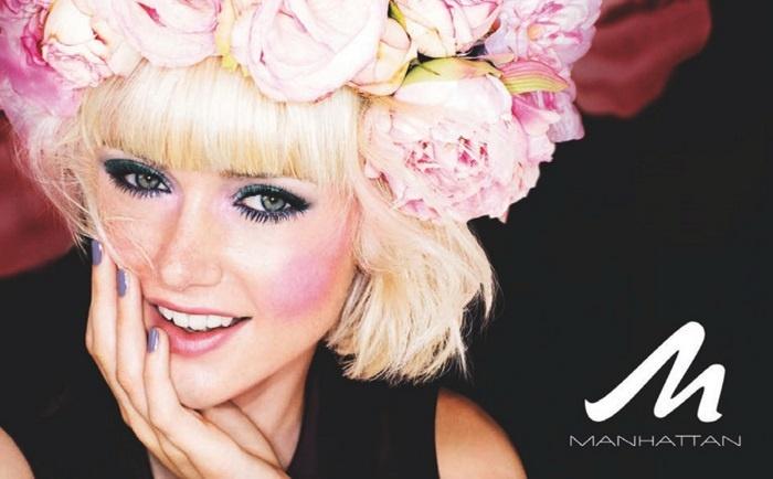 Весенняя коллекция макияжа Manhattan Pastell Pretties Spring 2013 Collection