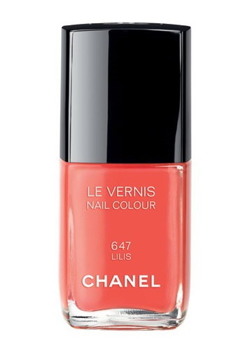 Лак для ногтей Chanel Le Vernis Nail Colour №647 Lilis