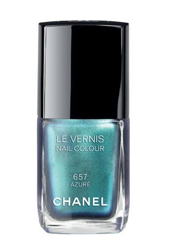 Лак для ногтей Chanel Le Vernis Nail Colour №657 Azure