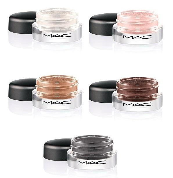 Стойкие кремовые тени для век MAC Baking Beauties Pro Longwear Pain Pot