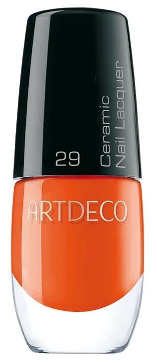 Летняя коллекция лаков для ногтей Artdeco Hot Nails Summer 2013 Collection
