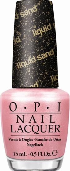 лак для ногтей OPI Bond Girls Pussy Galore (нежно-розовый) Summer 2013