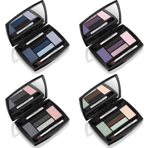 Весенняя коллекция пятицветных палеток теней для век Lancome Hypnose Palette`s Spring 2013 Collection