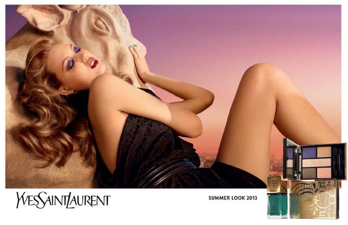 Летняя коллекция макияжа YSL Terre Saharienne Summer 2013 Makeup Collection