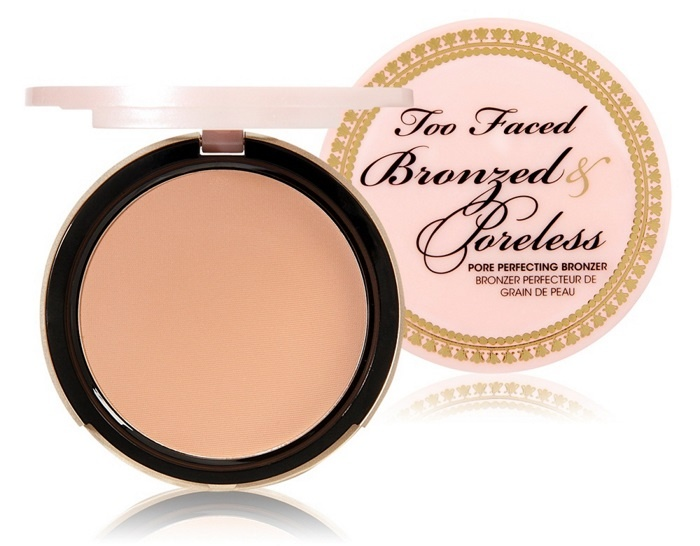 Матовый бронзер для лица Too Faced Bronzed and Poreless Pore Perfecting Bronze