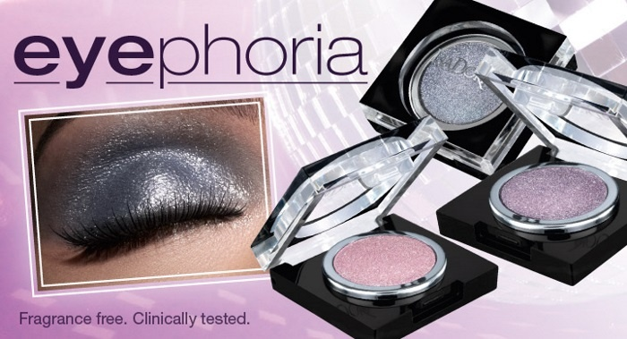 Коллекция теней для век IsaDora Eyephoria Eyeshadow Collection