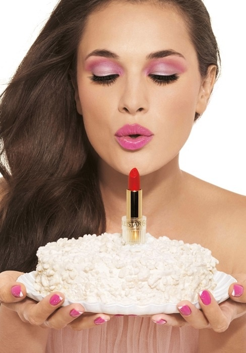 Весенне-летняя коллекция макияжа Collistar Happy Birthday Spring-Summer 2013 Collection