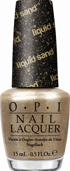 лак для ногтей OPI Bond Girls Honey Ryder (золотой) Summer 2013