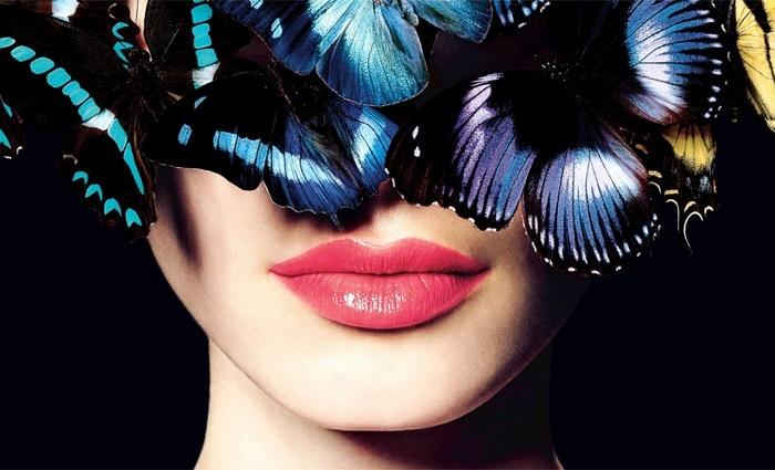 Летняя коллекция макияжа L'été Papillon De Chanel Summer 2013 Makeup Collection