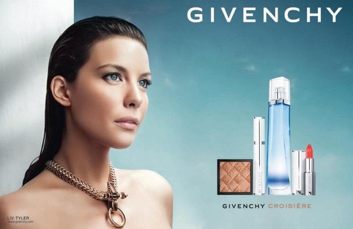 Летняя коллекция макияжа Givenchy Croisiere Summer 2013 Makeup Collection