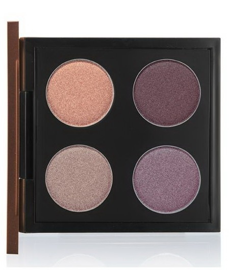 Четырехцветные тени для век MAC Temperature Rising Eyeshadow Quad