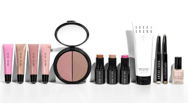 Летняя коллекция макияжа Bobbi Brown Nude Beach Summer 2013 Makeup Collection
