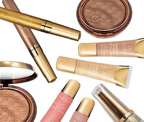 Летняя коллекция макияжа Collistar Bronze Look Summer 2013 Collection