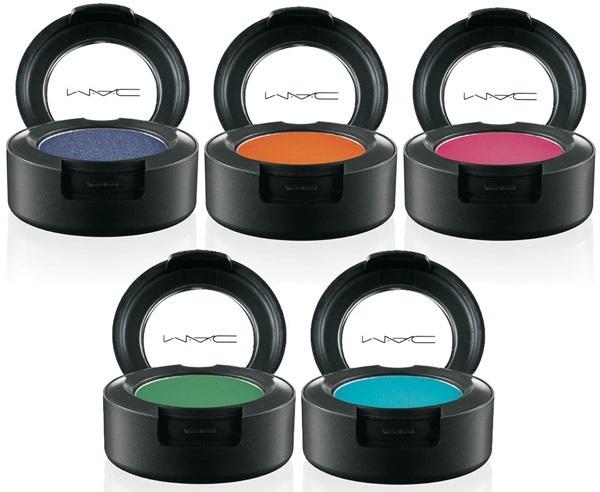 Одиночные тени для век MAC Summer 2013 Art of the Eye Eyeshadow