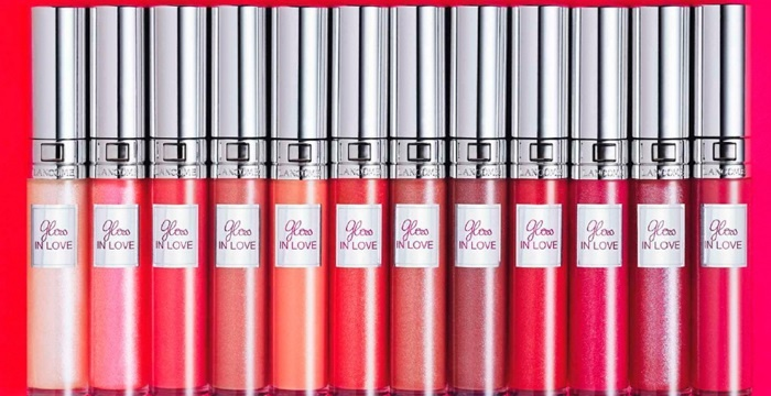 блески для губ Lancome Gloss in Love Summer 2013