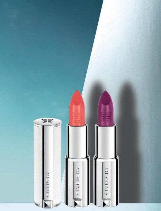 Губная помада Givenchy Croisiere Summer 2013 Le Rouge Lipstick (лимитированный выпуск) - №309 Croisiere Fuchsia, №310 Croisiere Coral