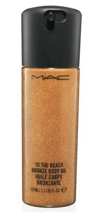 Масло для тела с бронзирующим эффектом MAC Bronzing Oil Man Rays