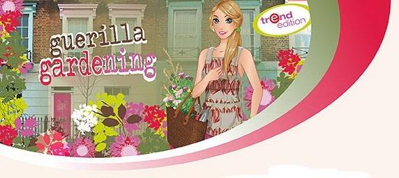 Летняя коллекция макияжа Essence Guerilla Gardening Summer 2013 Collection