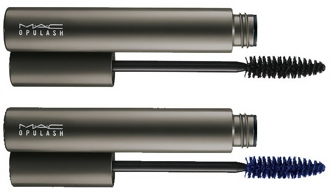 Тушь для ресниц MAC Summer 2013 Art of the Eye Opulash Mascara - Sama Blue, Optimum Black Lash