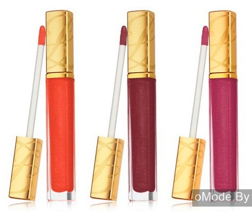 Полупрозрачный блеск для губ Estee Lauder Pure Color Sheer Rush Gloss - Poppy Shock, X-Pose Rose, Techno Jam