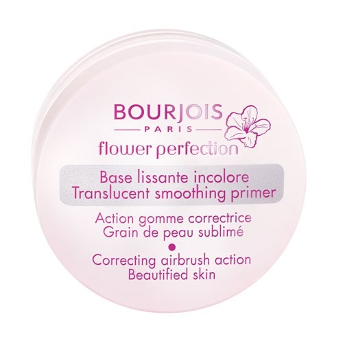 Основа под макияж Bourjois Sixties Remix Flower Perfection Translucent Smoothing Primer
