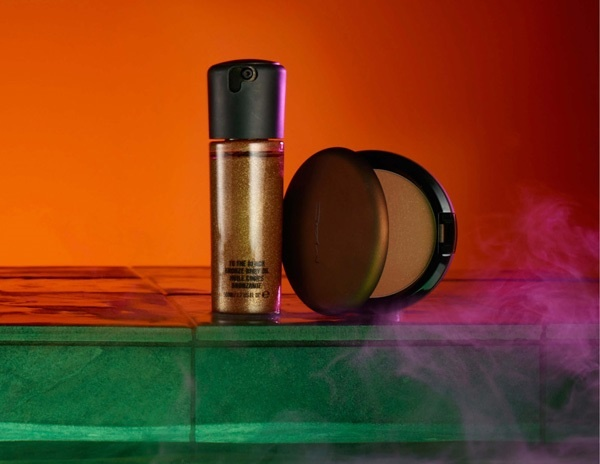 Летняя коллекция макияжа MAC Temperature Rising Summer 2013 Collection