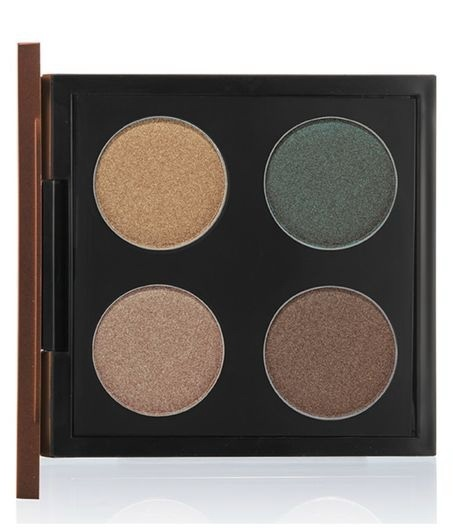 Четырехцветные тени для век MAC Bare My Soul Eyeshadow Quad