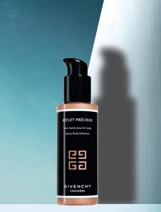 Ароматизированный лосьон для тела с перламутровыми частицами Givenchy Croisiere Summer 2013 Reflet Precieux Satiny Body Enhancer
