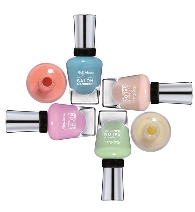 Летняя коллекция лаков для ногтей Sally Hansen Summer Exotica Summer 2013 Collection