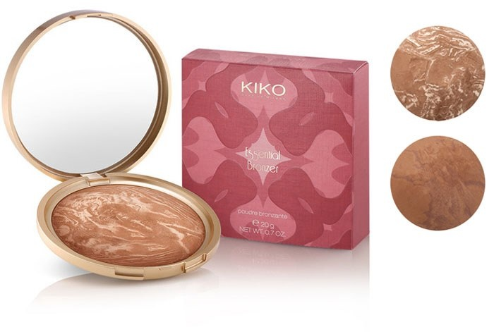 Бронзирующая пудра KIKO Essential Bronzer