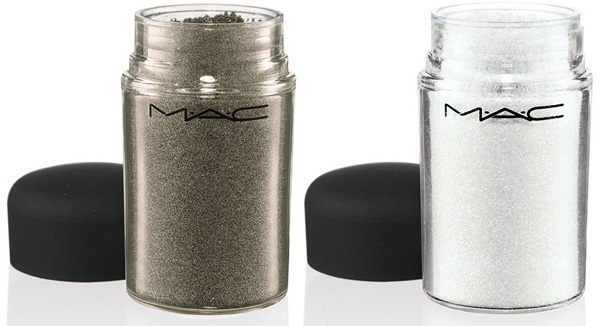 Рассыпчатые пигменты MAC Summer 2013 Art of the Eye Reflects Glitter