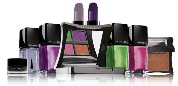 Летняя коллекция макияжа Illamasqua Paranormal Summer 2013 Collection