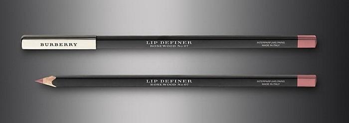 Контурный карандаш для губ Burberry English Rose Lip Definer №07 Rosewood