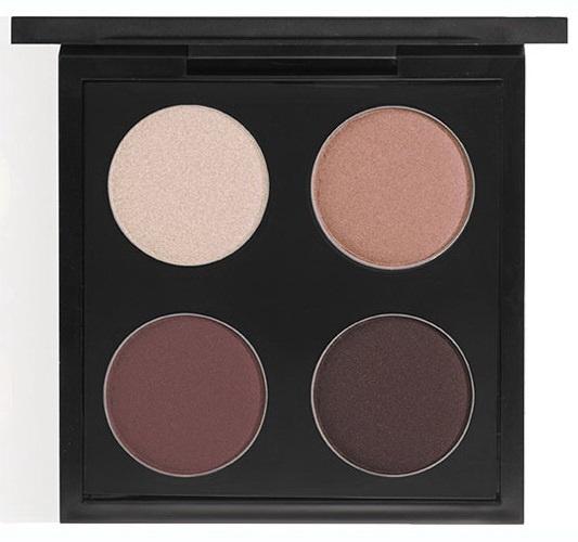 Палетка четырехцветных теней для век MAC Summer 2013 Art of the Eye Rimal Dahabia Eye Shadow X 4 Palette (лимитированный выпуск)