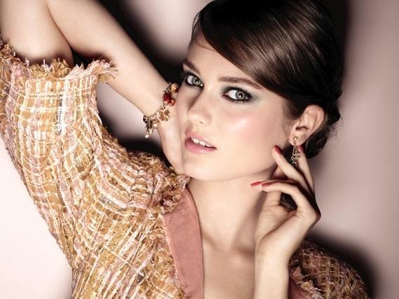 Осенняя коллекция макияжа Chanel Superstition Fall 2013 Collection