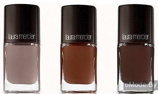 Лак для ногтей Laura Mercier Nail Lacquer (все тона – лимитированные)