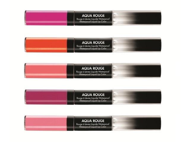 Стойкая помада-блеск для губ 2в1 Make Up For Ever Aqua Rouge