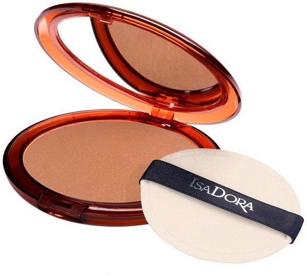 Бронзирующая пудра Isadora Bronzing Powder №44 Highlight Bronze