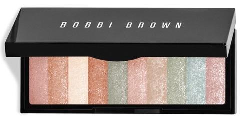 Шиммерная палетка для макияжа глаз Bobbi Brown Sea Pearls Shimmer Brick Eye Palette (лимитированный выпуск)