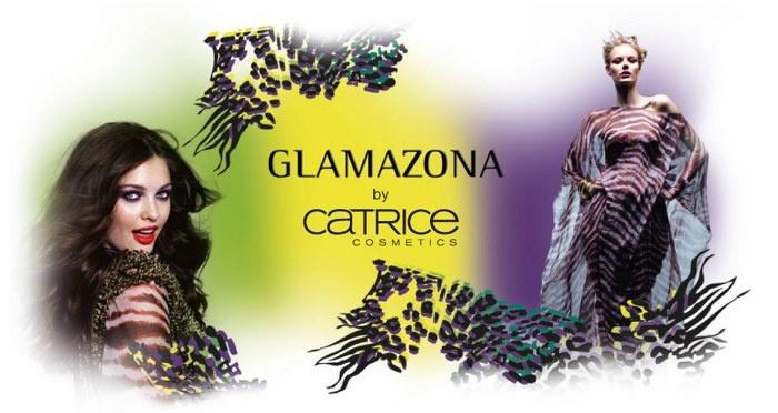 Летняя коллекция макияжа Catrice Glamazona Summer 2013 Makeup Collection
