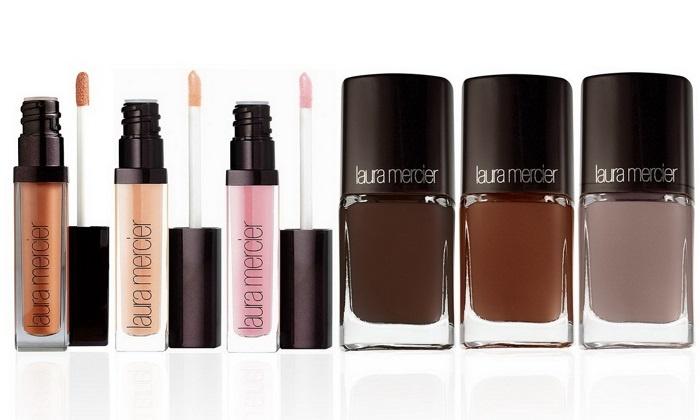 Летняя коллекция макияжа Laura Mercier Summer Nudes Summer 2013 Collection