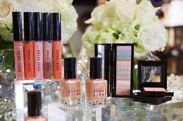 Летняя коллекция макияжа Bobbi Brown Sea Pearls Summer 2013 Makeup Collection