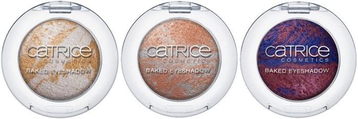 Запеченные тени для век Catrice Baked Eyeshadow