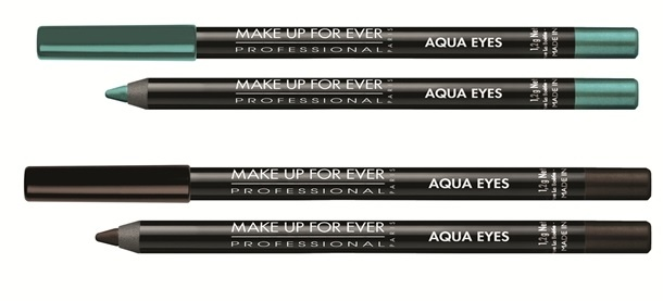 Стойкий карандаш для глаз Make Up For Ever Aqua Eyes