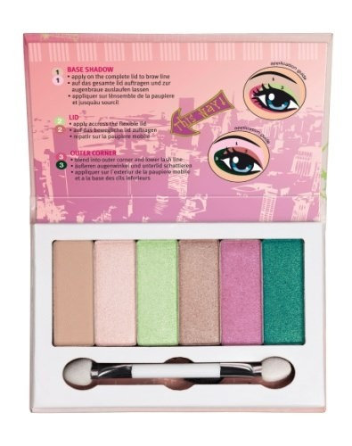 Палетка теней для век Essence Girls On Tour Eyeshadow Palette