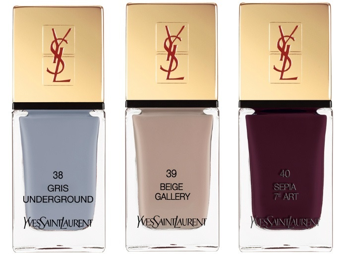 Лак для ногтей La Laque Couture