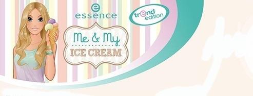 Летняя коллекция макияжа Essence Me & My Ice Cream Summer 2013 Collection
