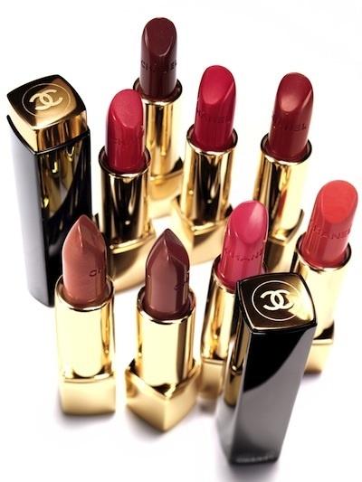Сияющая губная помада Chanel Rouge Allure